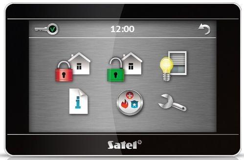 Integra Control Alarm